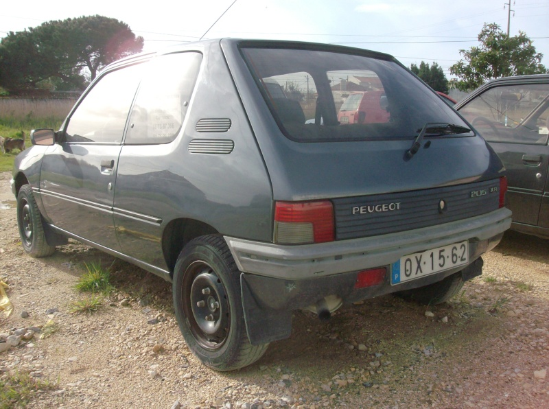[ Vendo ] Peugeot 205 XR 1.1 - Barato 205_xr13
