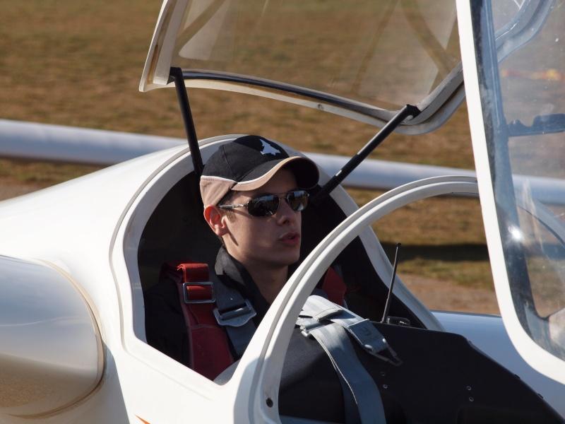 Mon premier vol en planeur... P2272610