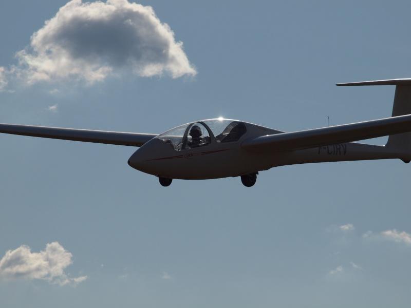 Mon premier vol en planeur... P2272710