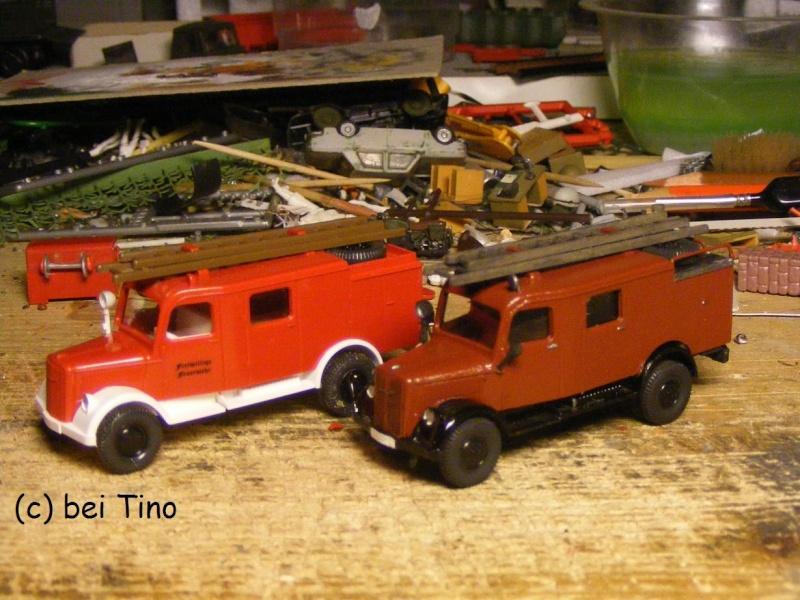 Bastel-Tinos Feuerwehr Abteilung Opel-p10