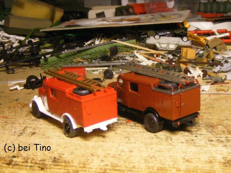 Bastel-Tinos Feuerwehr Abteilung Opel-p11