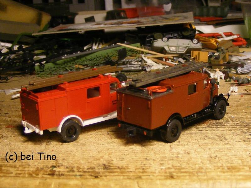 Bastel-Tinos Feuerwehr Abteilung Opel-p12