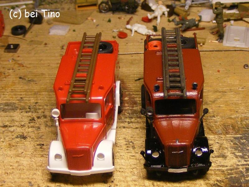 Bastel-Tinos Feuerwehr Abteilung Opel-p14