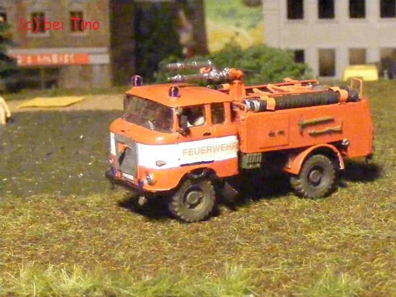 Bastel-Tinos Feuerwehr Abteilung W50_fe33