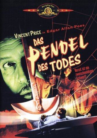 """""""Pendel des Todes"""" ( The Pit and the Pendulum, USA, 1961 ) 51f65s10"""
