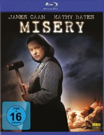 """Misery""  ( Misery, USA, 1990 ) 51n5l810"