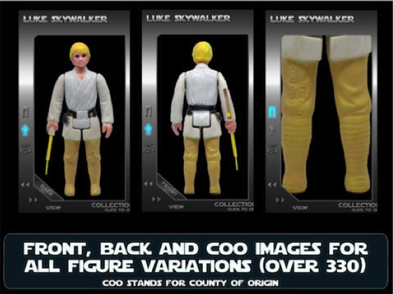 Vintage Star Wars Action Figure Collectors App Pictur21