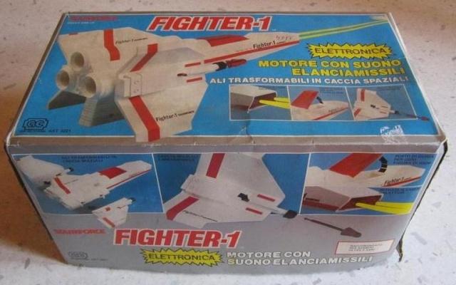 Scambio / vendo FIGHTER - 1 F110