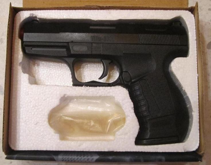 VENDO / SCAMBIO AIR SPORT GUN 503L Immagi13
