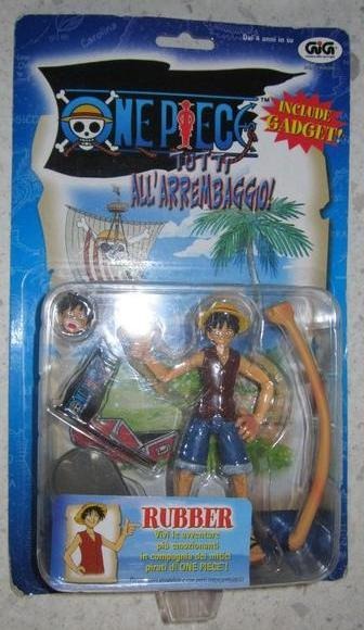 Scambio / vendo action figures in blister One10