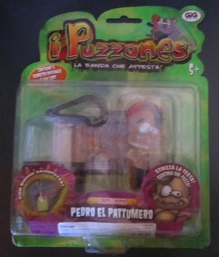 Scambio / vendo action figures in blister Puzz10