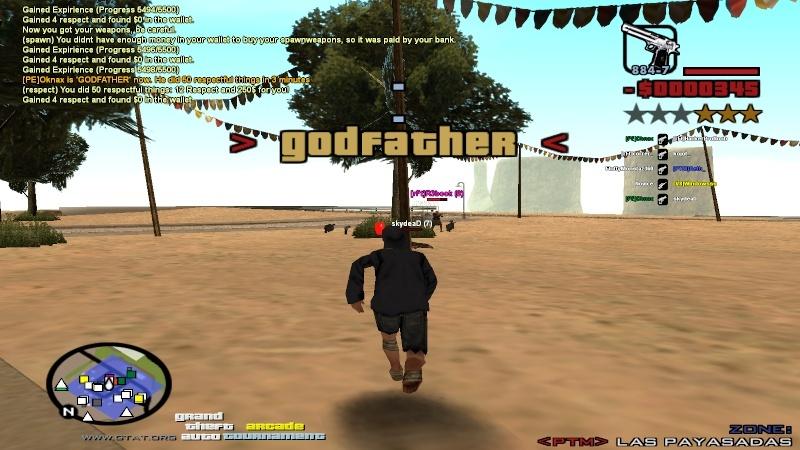 godfather on GTAT God10
