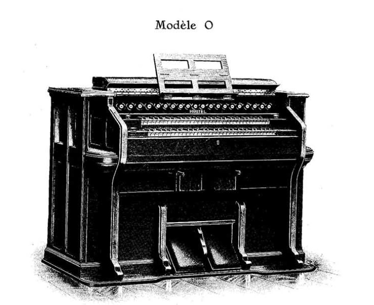 Mustel Modèle O Mustel10