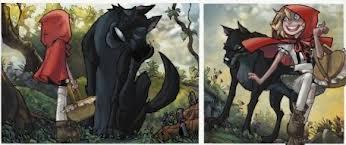 Fairy quest - Tome 1: Les hors-la-loi [Jenkins, Paul & Ramos, Humberto & Olea, Leonardo] Image203