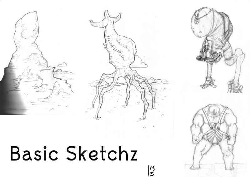 Maxtronaute [Challenge été P20] ◕‿◕ Sketch10