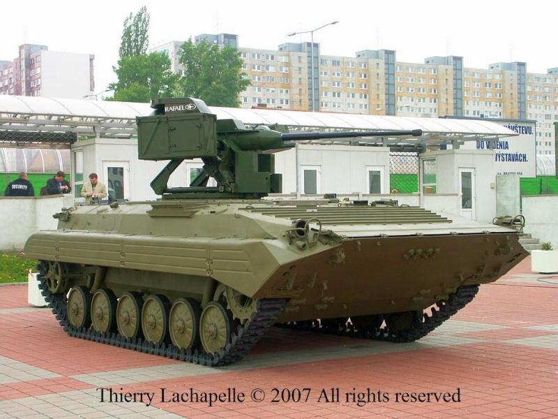 Remote Controlled Weapon Station / Poste de Tir Télécommandé (RCWS) Bvp2sa10