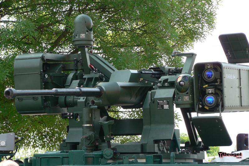 Remote Controlled Weapon Station / Poste de Tir Télécommandé (RCWS) M0200810
