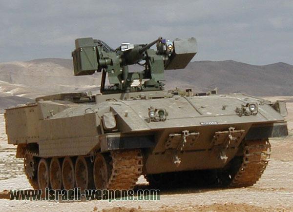 Remote Controlled Weapon Station / Poste de Tir Télécommandé (RCWS) Rcws-310