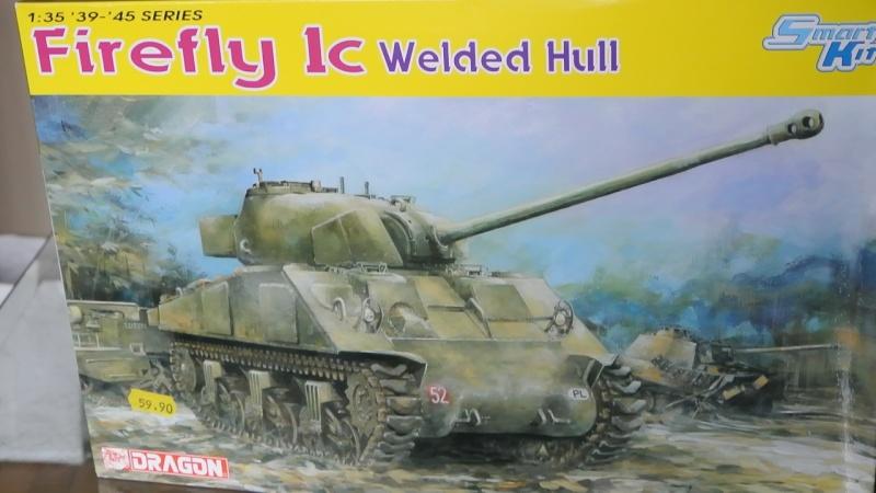 SHERMAN: Firefly 1c Welded Hull [Dragon 1/35] Dsc_0413