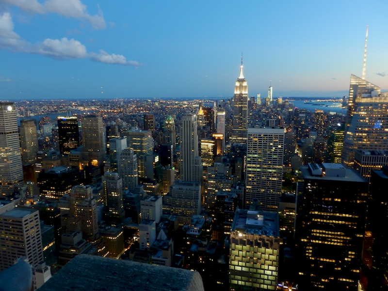NYC by night & by Coline Nyc10