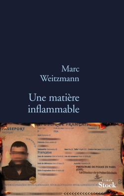 [Weitzmann, Marc] Une matière inflammable Une_ma10