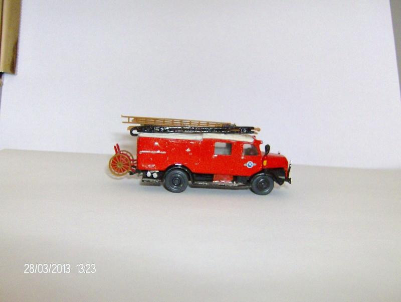 Lösch- u. Tanklöschfahrzeuge der DDR-FW aus Hartmuts Sammlung 01012