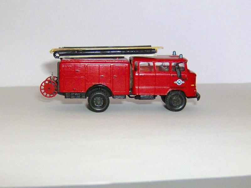 Lösch- u. Tanklöschfahrzeuge der DDR-FW aus Hartmuts Sammlung 01213