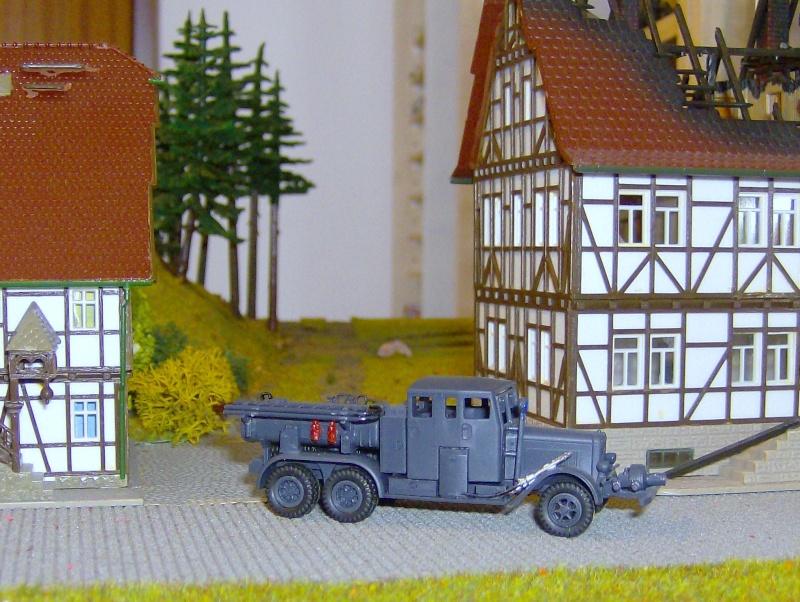Flugfeldtankspritzen auf Hentschel 01810