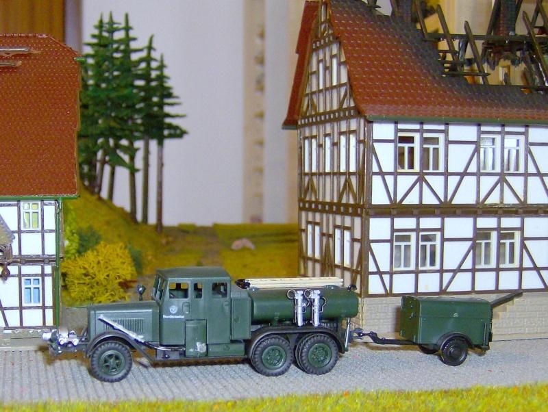Flugfeldtankspritzen auf Hentschel 01910
