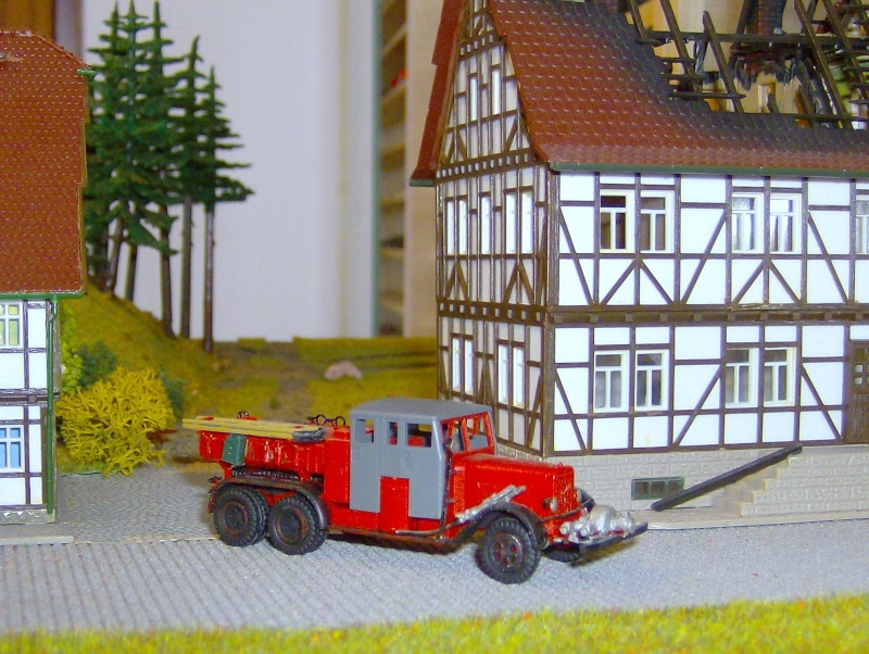 Flugfeldtankspritzen auf Hentschel 02210