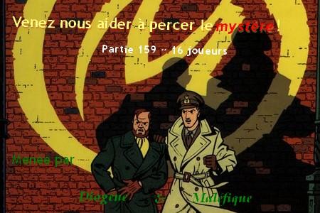 Résumé partie 159 : Blake & Mortimer Bannia11