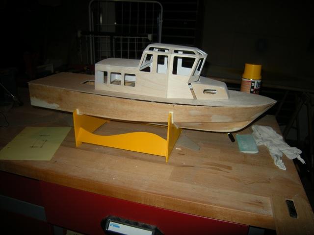 """privatisiertes"" Lotsenboot NICOLA - Seite 2 Dscn5625"