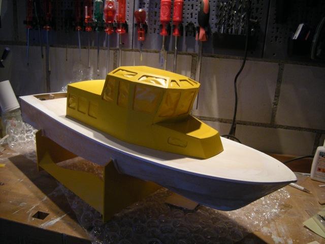 """privatisiertes"" Lotsenboot NICOLA - Seite 2 Dscn5723"