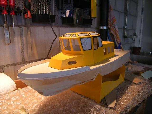 """privatisiertes"" Lotsenboot NICOLA - Seite 2 Dscn5813"