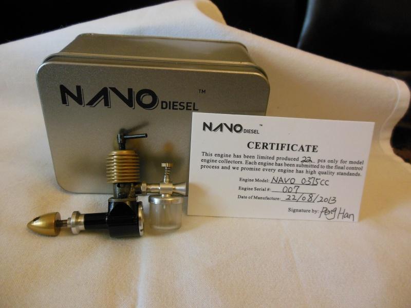 "Navo 0.37 cc ""Special"" Navo_011"