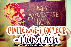 Challenge 1 Couleur = 1 Couverture en 2015 Couleu10