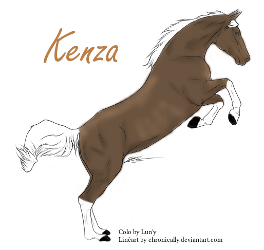 Spirit~RPG once upon a time ... Kenza10