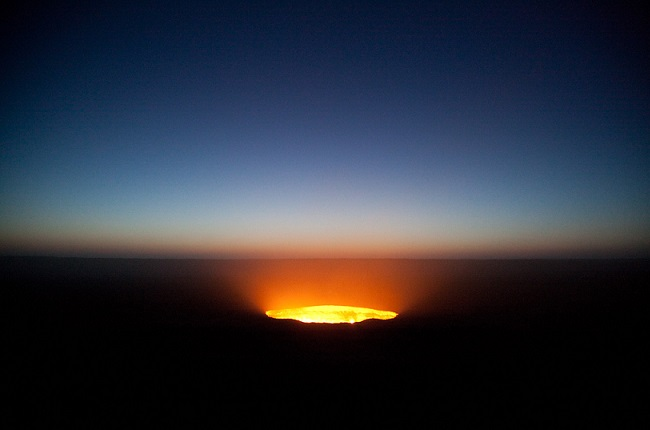 Le cratère de Darvaza 20100510
