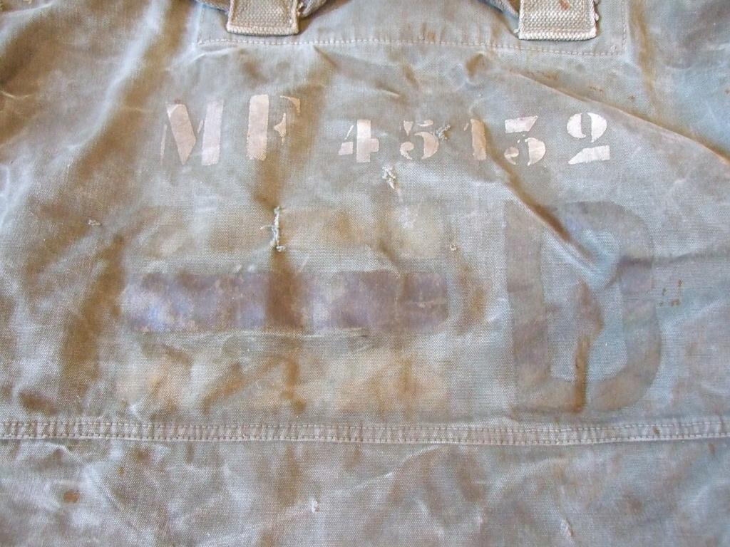 Marquages TQM sur un sac à paquetage français 1944/1945. Dscf0312