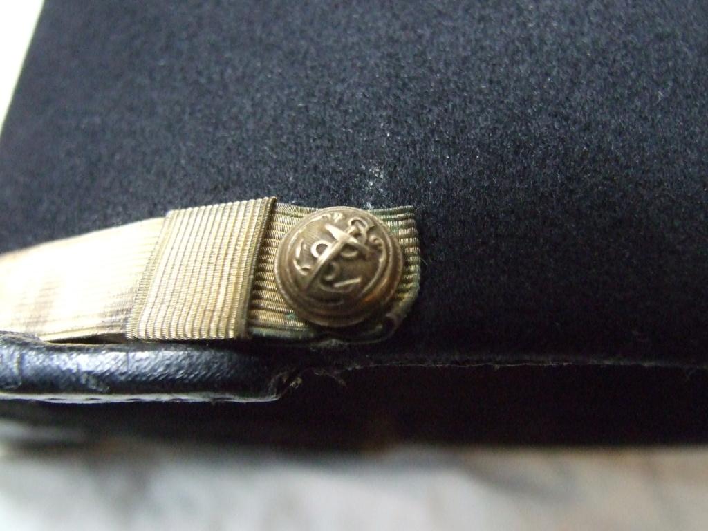 Képi lieutenant des troupes coloniales. Dscf0420