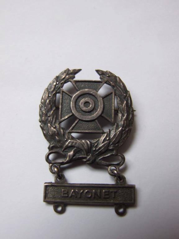 Badge marksman US.  Dscf0810