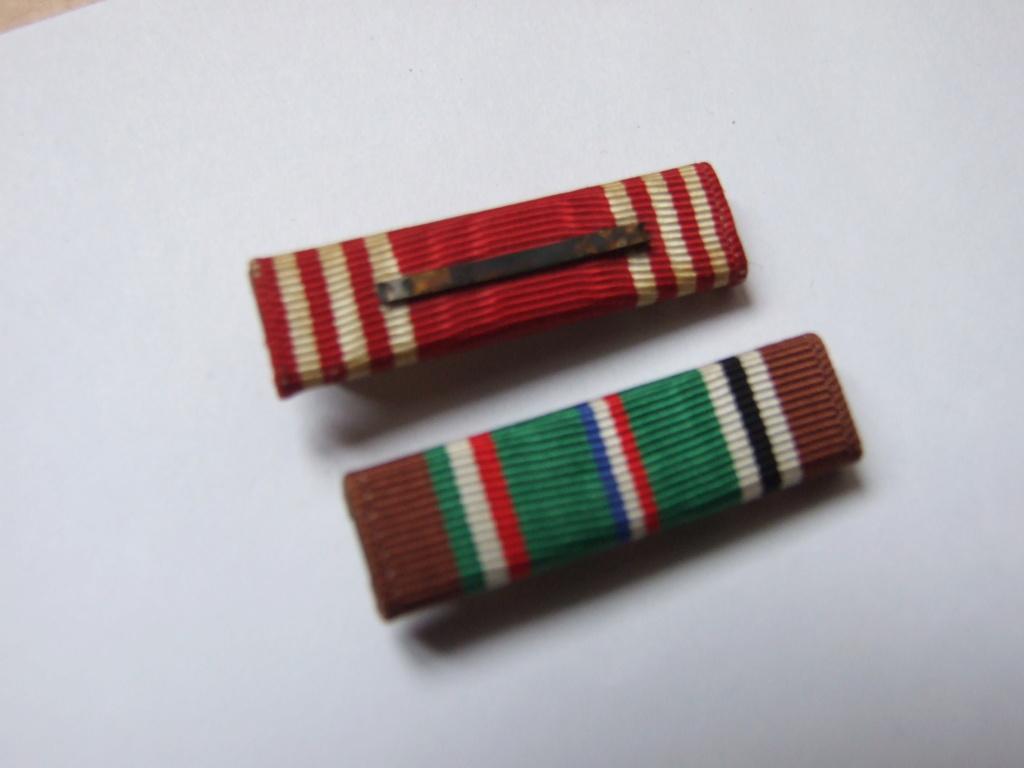 Rubans de médailles US. Dscf0813
