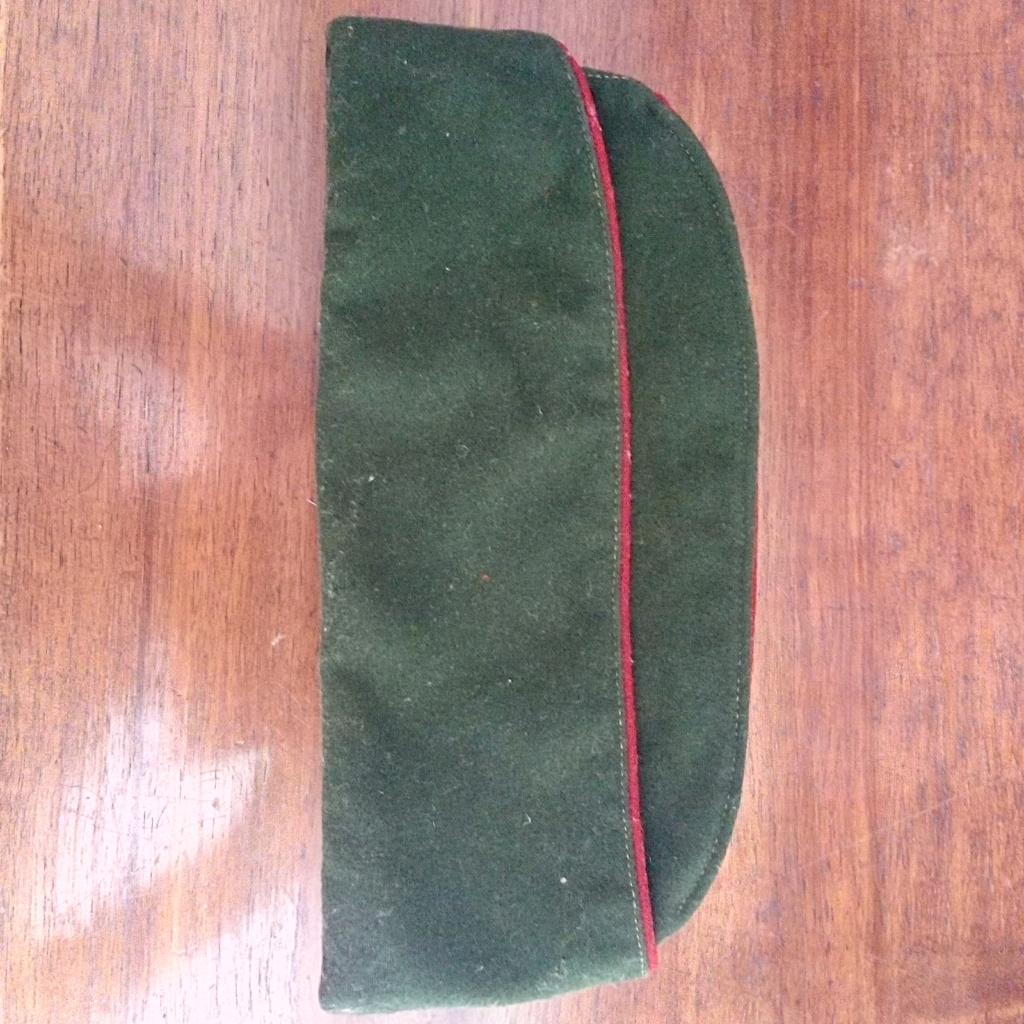 Bonnet de police modèle 1946 Légion et estimation ?  Img_1036