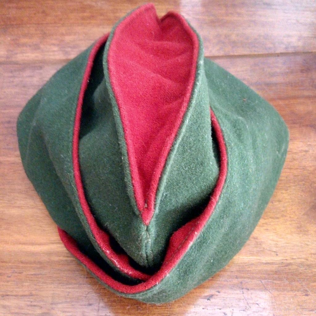 Bonnet de police modèle 1946 Légion et estimation ?  Img_1037