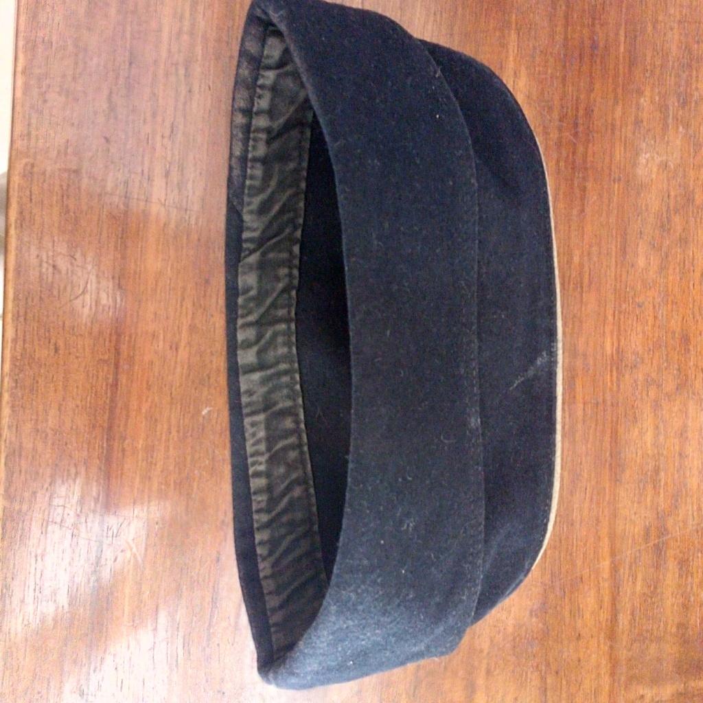 Bonnet de police modèle 1946 matériel estimation. Img_1039