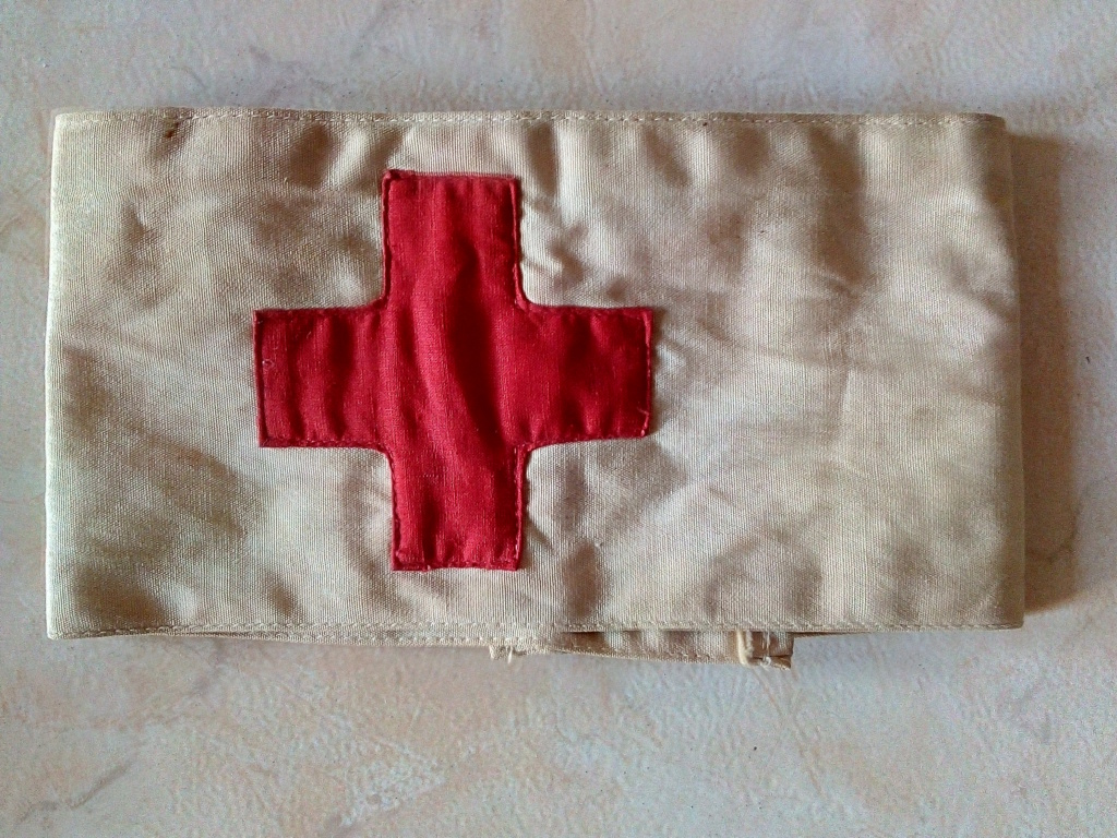 Brassard Infirmier Medic US. Img_2637