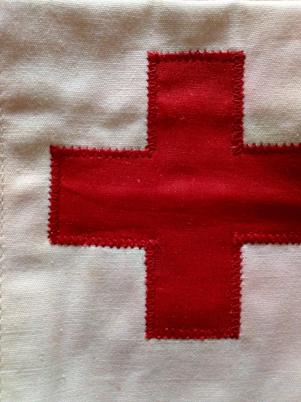 Brassard Infirmier Medic US. Img_2639