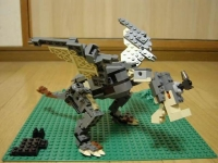 [LEGO] Connaissiez vous monster hunter ? News_i11