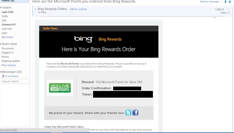Bing Rewards Review Msp10