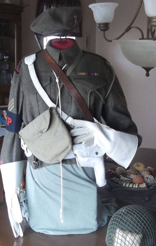 battle-dress canadian Provost Corp 1945 T2ec1616